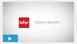 Infor SyteLine Benefits